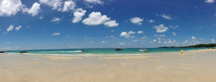 หาดทรายแก้ว is one of Pattaya, Rayong and Ko Samet.