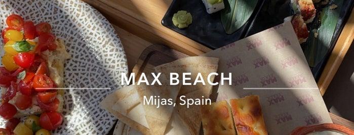 Max Beach is one of Costa del Sol 🇪🇸.