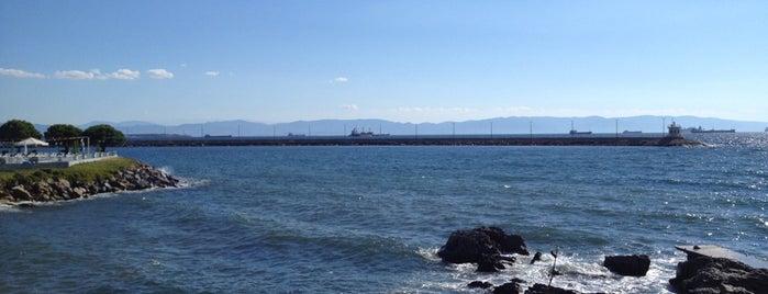 Pavli Adası Sosyal Tesisleri is one of สถานที่ที่ Sadalmelek ถูกใจ.