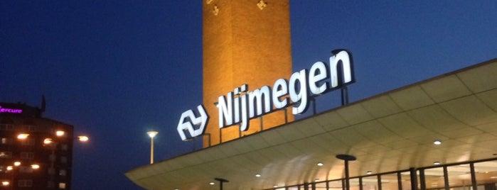 Station Nijmegen is one of Orte, die Kevin gefallen.