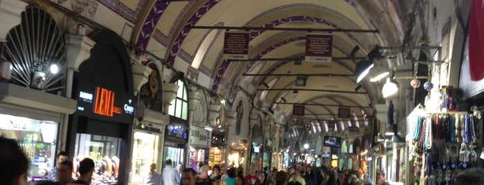 Grand bazar is one of Istanbul - En Fazla Check-in Yapılan Yerler-.