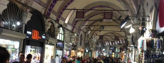 Гранд Базар is one of Istanbul - En Fazla Check-in Yapılan Yerler-.
