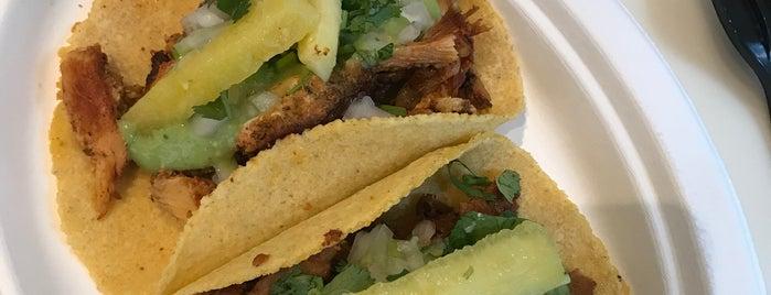 Los Tacos Al Pastor is one of Plans list.