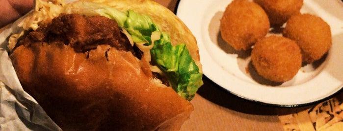Patty & Bun is one of Burger London.