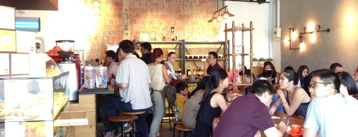 Craftsmen Specialty Coffee is one of Singapore Coffee Shops.