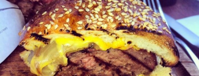 Nusr-Et Burger is one of Gezip Görülenler.