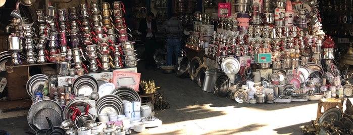 Bakırcılar Çarşısı is one of Urfa.