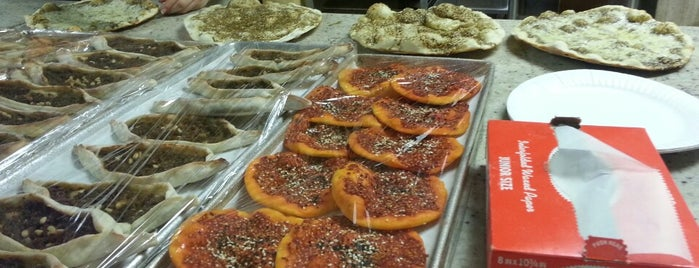 Luna Bakery is one of Decent places NJ.