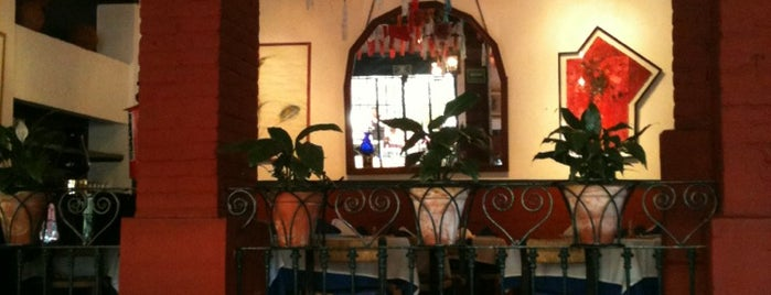 Fonda San Angel is one of Comida.