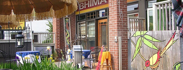 Bhima's Warung is one of KWL.