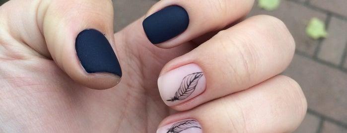 212 nails&beauty studio is one of Posti che sono piaciuti a Yulia.