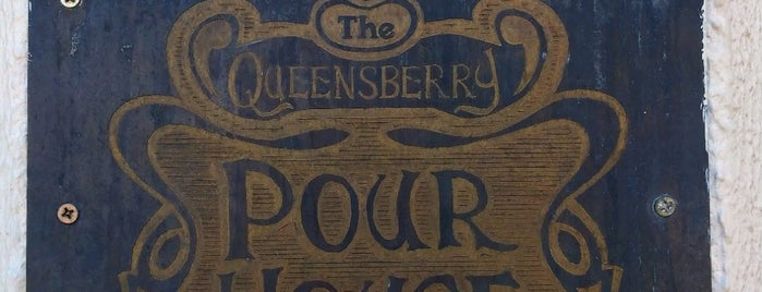 The Queensberry Pour House is one of carlton-fitzroy.