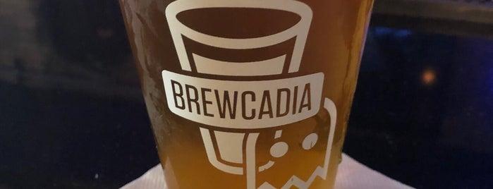 Brewcadia is one of Orte, die Dave gefallen.