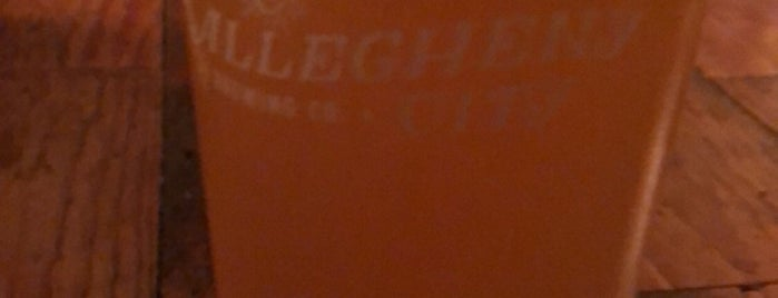 Allegheny City Brewing Company is one of Breweries I've Visited.