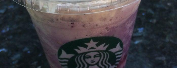 Starbucks is one of Lieux qui ont plu à Bahar.