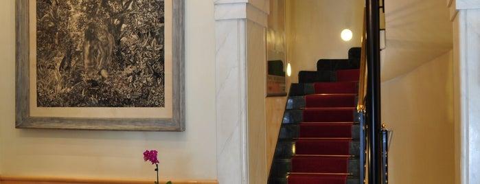 Hotel Gregoriana is one of Lugares favoritos de Lisa.