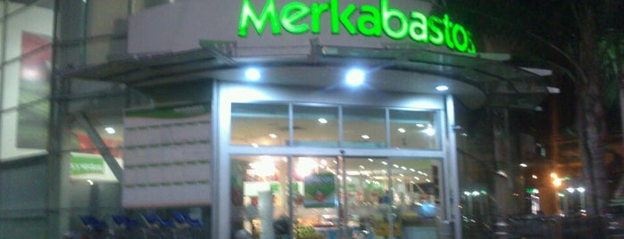 Merkabastos is one of Lieux qui ont plu à Nayeli.