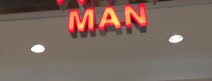 H&M is one of Tempat yang Disukai Cesiah.