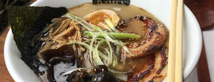 Ramen Lab Eatery is one of Boca.