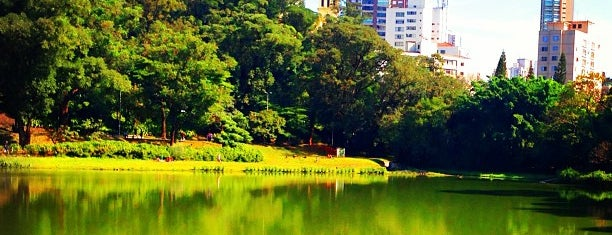 Parque da Aclimação is one of Parques SP.