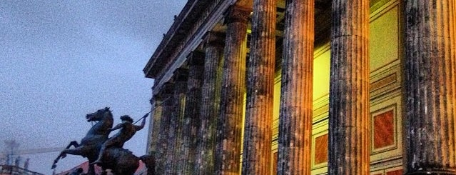 Altes Museum is one of Berlin #4sqcities.