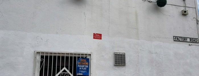 The Fountain Inn is one of Lieux qui ont plu à Carl.
