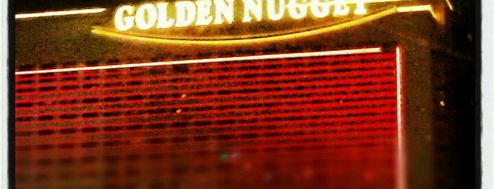 Golden Nugget is one of Casinos.