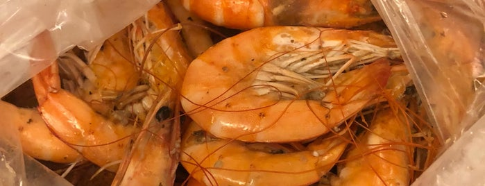 The Fat Crab is one of Rachel: сохраненные места.