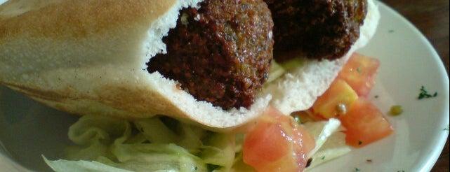 El Rey del Falafel is one of Delicias nutritivas de Rep Dom.