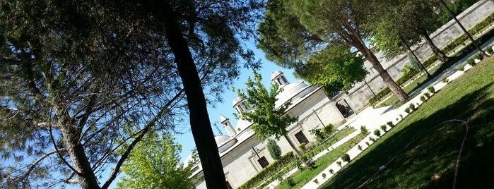 Sultan II. Beyazıt Külliyesi Sağlık Müzesi is one of Edirne Rehberi.