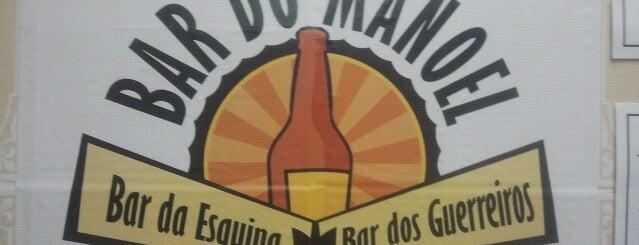 Bar do Manel is one of Lieux qui ont plu à Pablo.