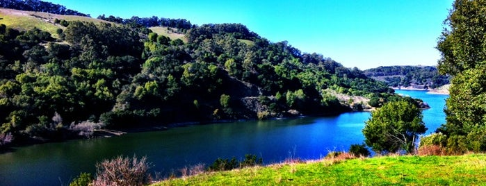 Lake Chabot Regional Park is one of SF..