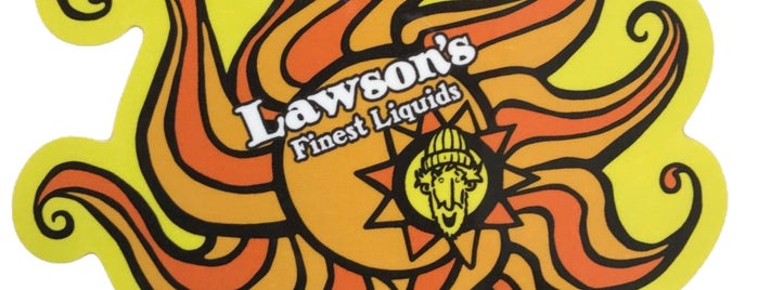 Lawson's Finest Liquids is one of Beer / Ratebeer's Top 100 Brewers [2018].
