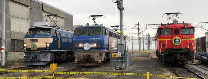 JR貨物 広島車両所 is one of JRの総合車両センター・工場.