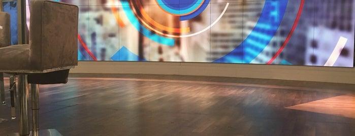ABC News Headquarters is one of Lieux qui ont plu à Peter.