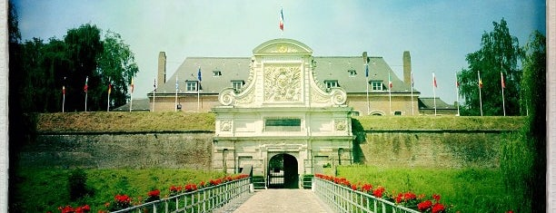 Citadelle de Lille is one of Lille.