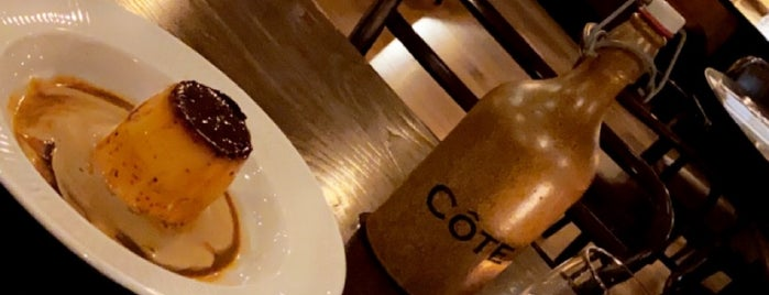 Côte Brasserie is one of Went Before 4.0.