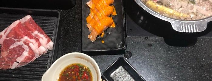 Masaru Shabu & Sushi Buffet is one of 05_ตามรอย_inter.