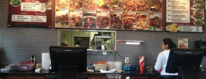 wok express is one of Gespeicherte Orte von Isaac.