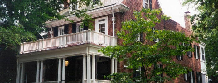 Museum District Bed And Breakfast is one of Hotels and Resorts.
