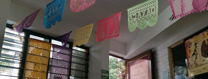"""Tlayudas """"El Tasajo"""" is one of Por visitar."""