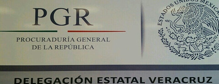 PGR Veracruz is one of Dalith 님이 좋아한 장소.