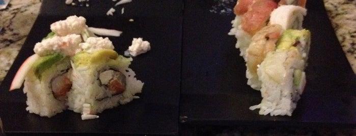 Sushi Co is one of Hamblert : понравившиеся места.