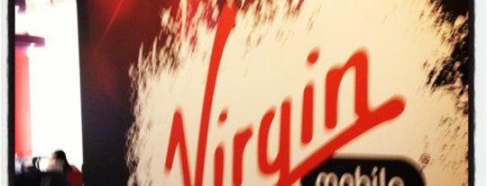 Virgin Mobile Colombia HQ is one of Aquí Se debería Poder Rayar las Paredes.