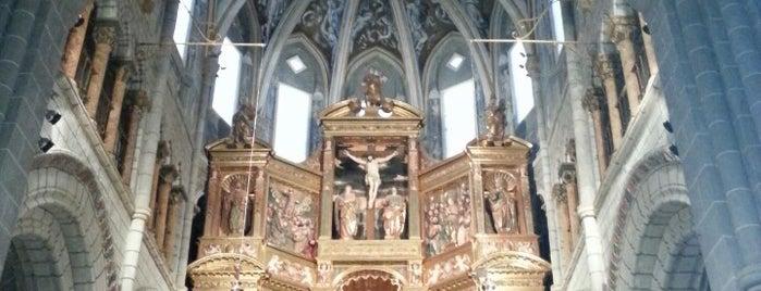 Catedral de Tarazona is one of De Tapeo con los Becquer.