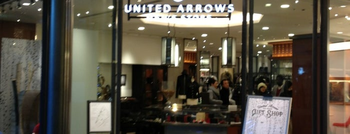 UNITED ARROWS is one of TOKYO 2018.
