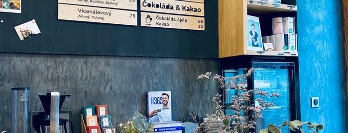 Monogram Espresso Bar is one of Lugares favoritos de Ivan.