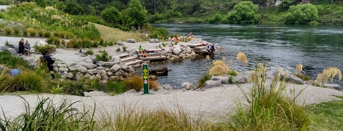 Otumheke Spa Thermal Park is one of New Zealand.