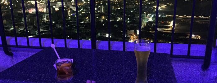 Sky Bar, Hilton Hua Hin is one of Davidさんのお気に入りスポット.