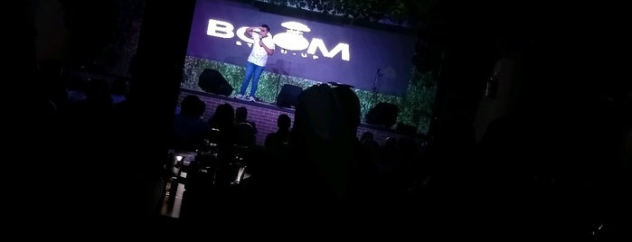 Boom Stand-Up Bar is one of Locais curtidos por Emmanuel.